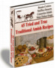 Traditional Amish Recipes with MRR