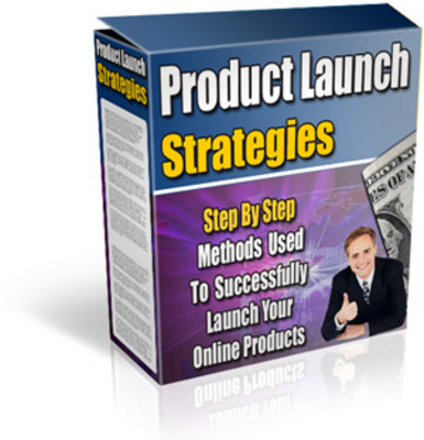 Product picture Successfull Product Launch Stategies with MRR