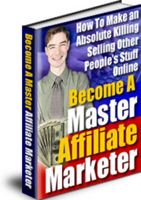 Product picture Become A Master Affiliate with MRR