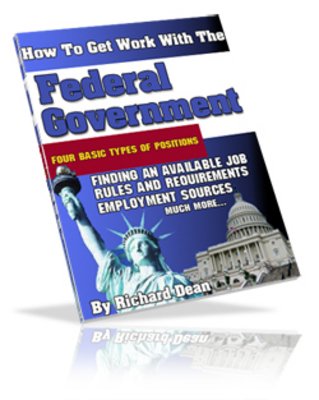 Product picture How To Find WORK WITH THE FEDERAL GOVERNMENT with MRR