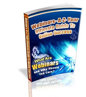 Product picture Webinars A-Z-Your Ultimate Guide to Online Success with PLR