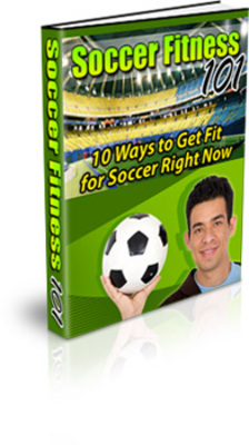 Product picture Great 10 Ways to Get Fit for Soccer wth MRR